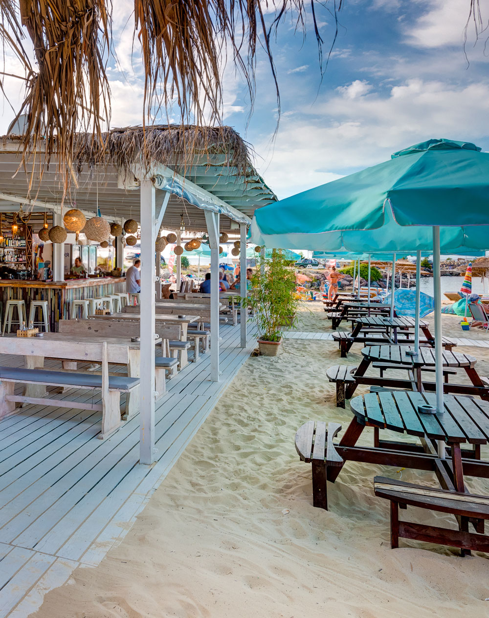 AMOUR BEACH BAR | V&P RESIDENCE CLUB