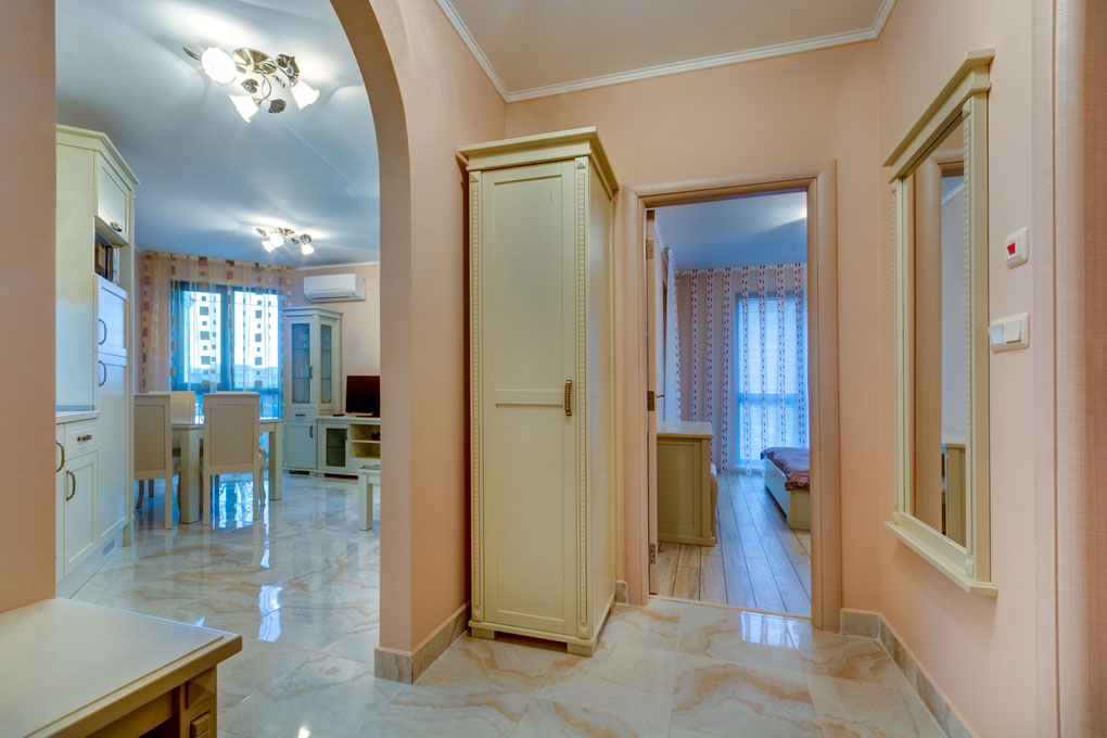 Апартамент с 1 спалня, комплекс Посейдон, гр. Несебър
