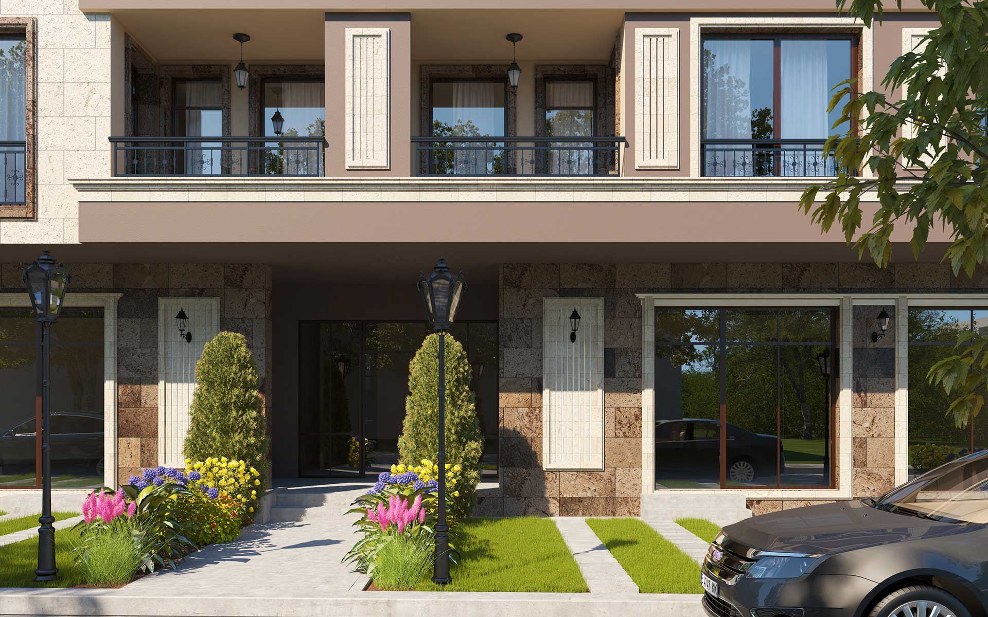 Izolda: exterior by - Vip Residence Club