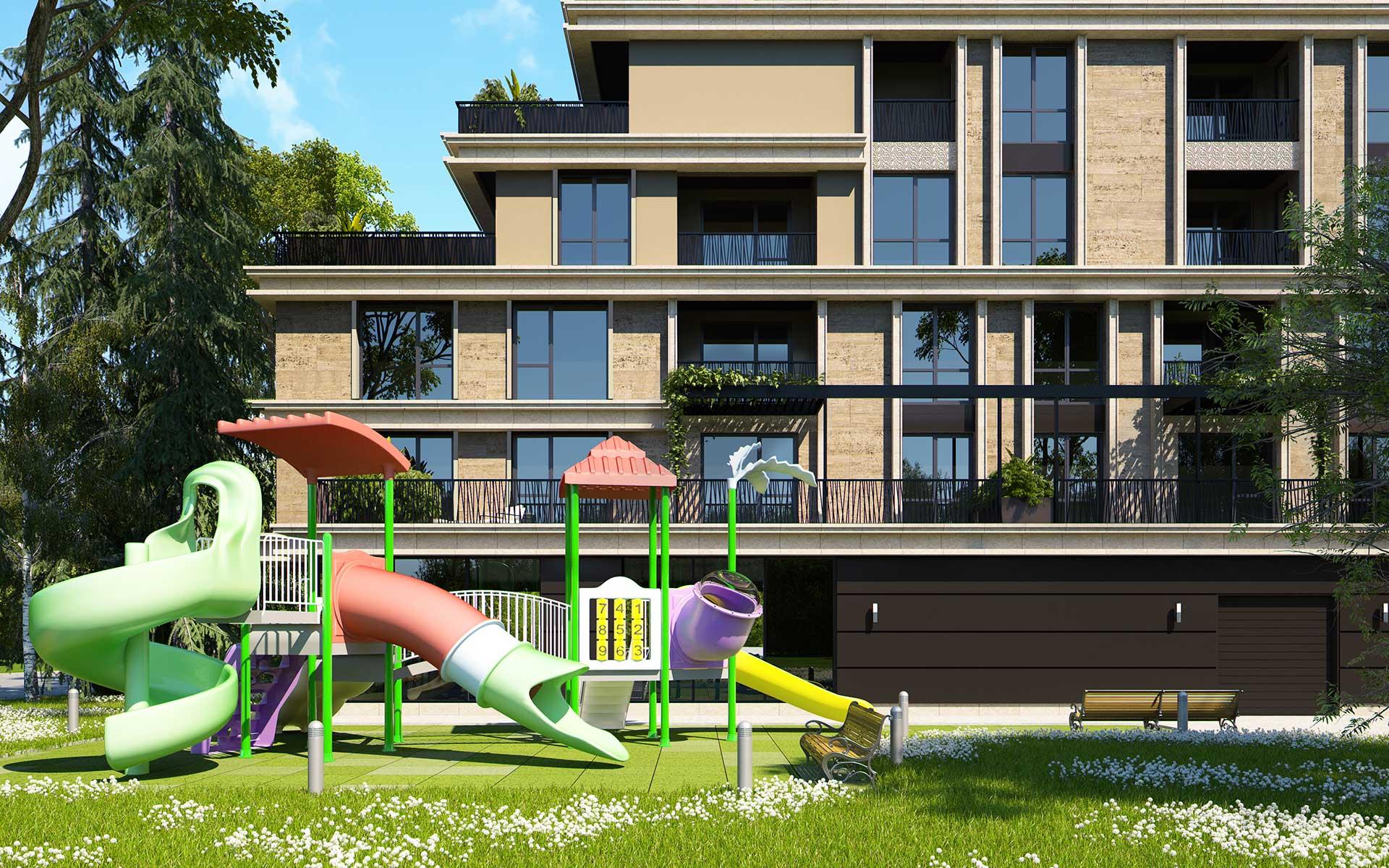 Miraj: exterior by - Vip Residence Club